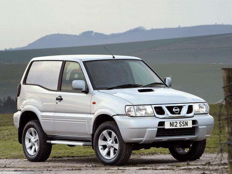 1999 Nissan Terrano II ( R20 ) Van - UK version 378157