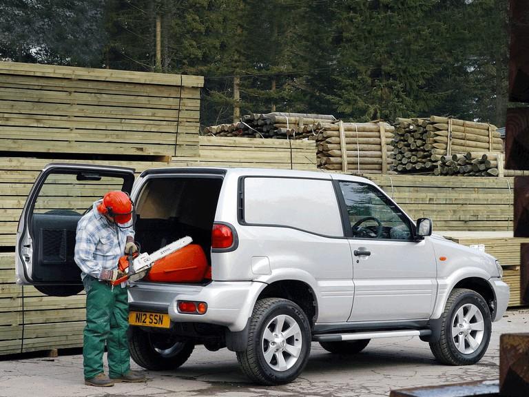 1999 Nissan Terrano II ( R20 ) Van - UK version 378164