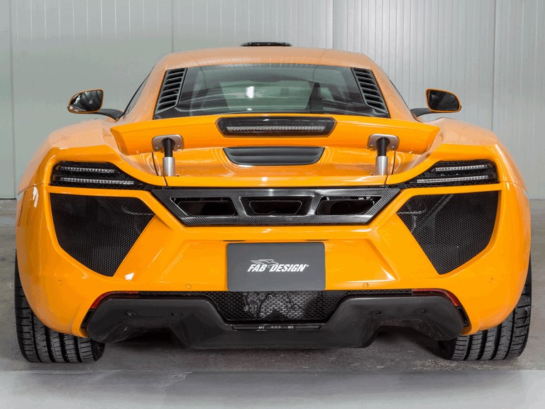 2013 McLaren MP4-12C Chimera by FAB Design 471976