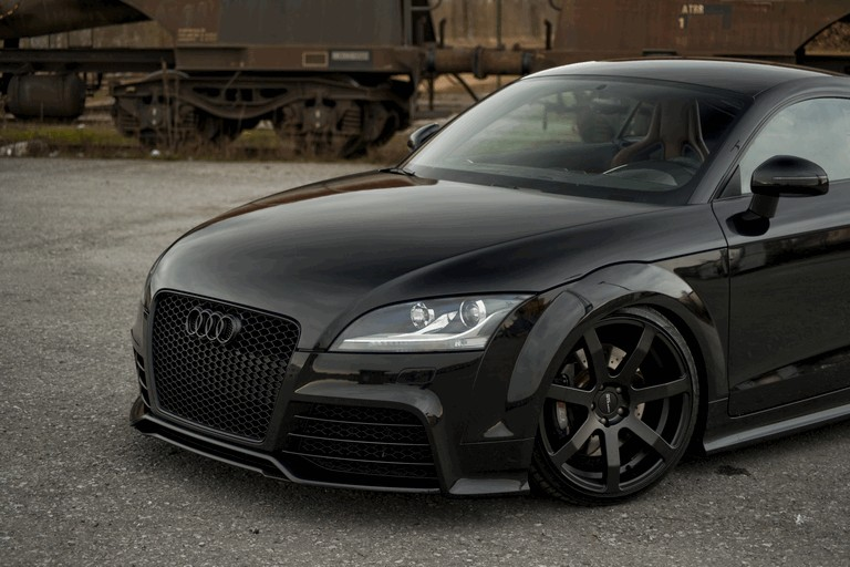 2013 Audi TT by Corniche Sports Wheels 378238