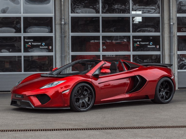 2013 McLaren 12C spider Terso by FAB Design 471980