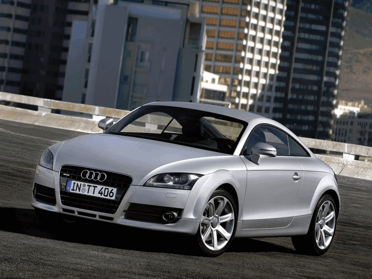 2007 Audi TT 3.2 quattro 217447