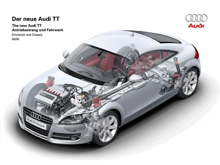 2007 Audi TT 3.2 quattro 217485