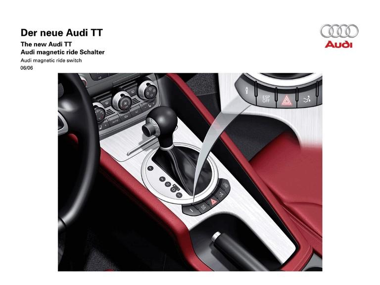 2007 Audi TT 3.2 quattro 217492