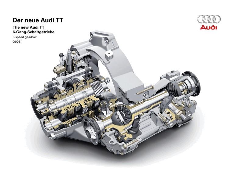 2007 Audi TT 3.2 quattro 217499