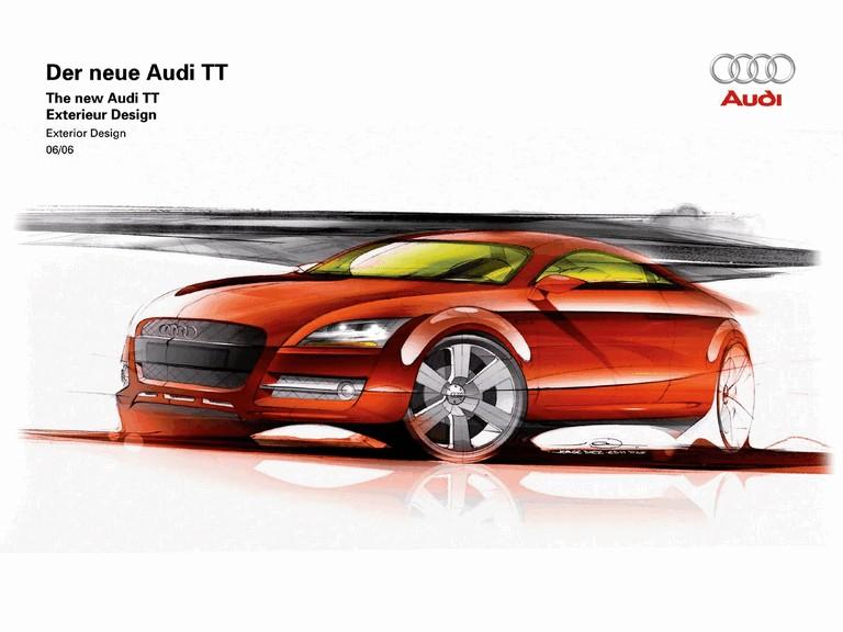 2007 Audi TT 3.2 quattro 217501