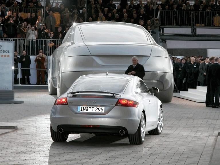2007 Audi TT 3.2 quattro 217506