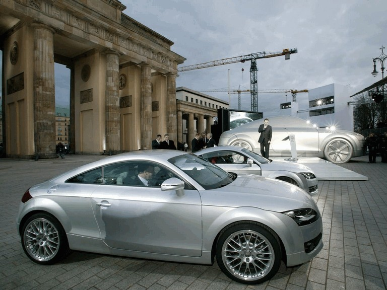 2007 Audi TT 3.2 quattro 217511