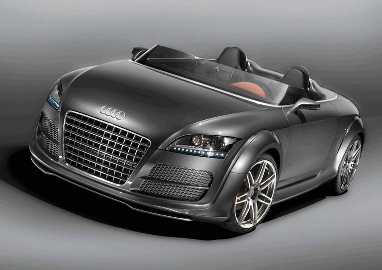 2007 Audi TT Clubsport quattro concept 217525