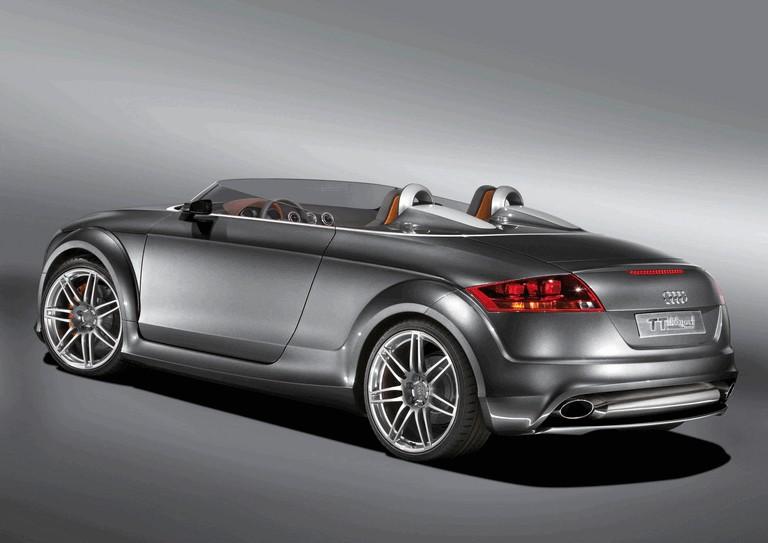 2007 Audi TT Clubsport quattro concept 217528