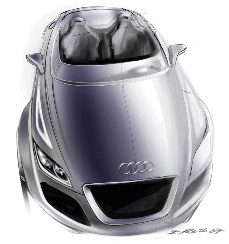 2007 Audi TT Clubsport quattro concept 217542