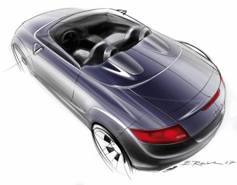 2007 Audi TT Clubsport quattro concept 217543