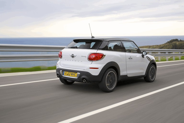 2013 Mini Paceman Cooper S - UK version 378613