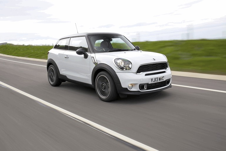 2013 Mini Paceman Cooper S - UK version 378619