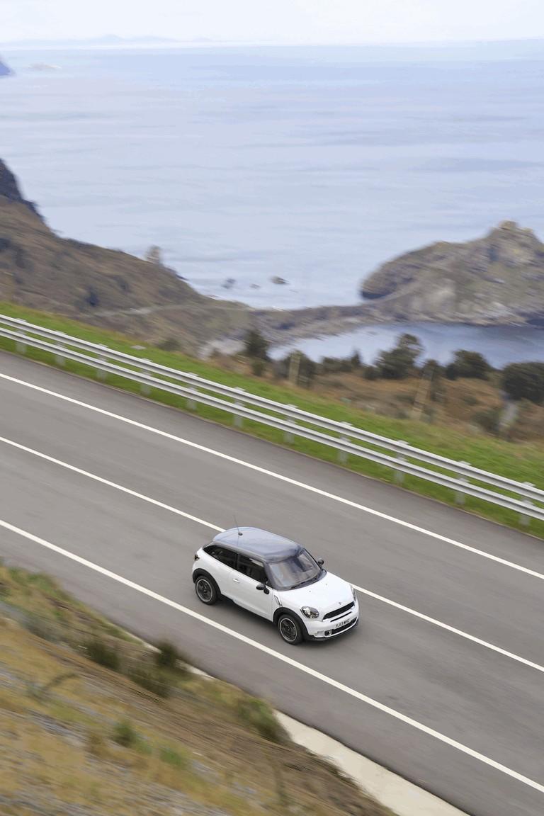 2013 Mini Paceman Cooper S - UK version 378639