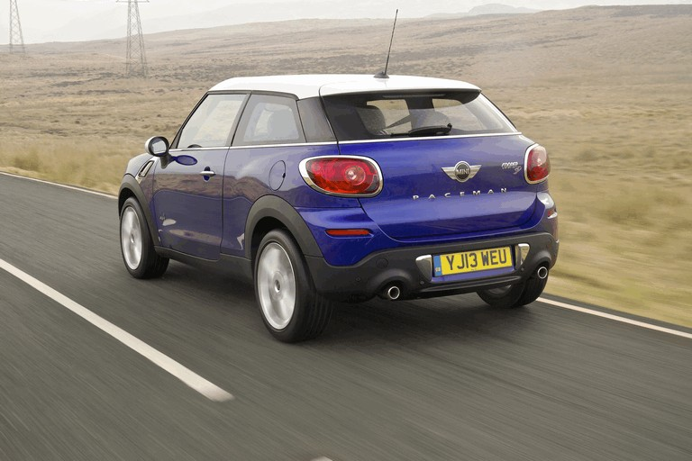 2013 Mini Paceman Cooper SD - UK version 378685