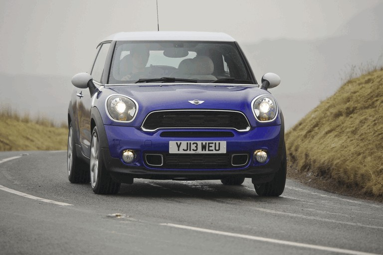 2013 Mini Paceman Cooper SD - UK version 378691