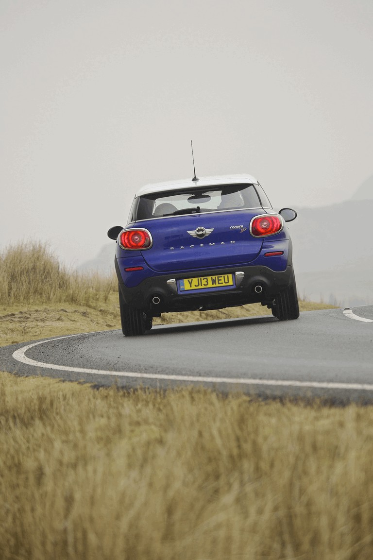 2013 Mini Paceman Cooper SD - UK version 378699