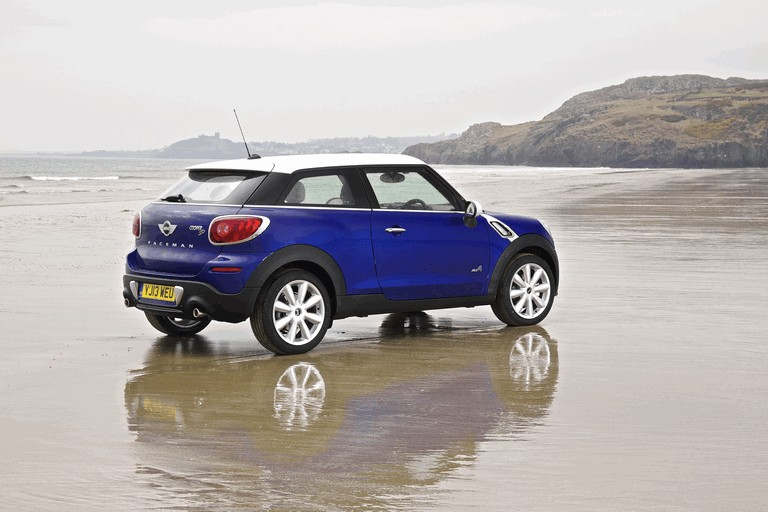 2013 Mini Paceman Cooper SD - UK version 378716