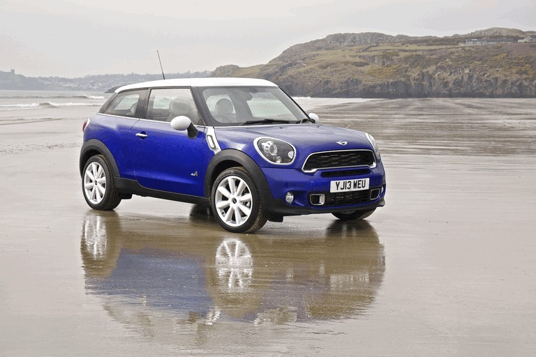 2013 Mini Paceman Cooper SD - UK version 378724
