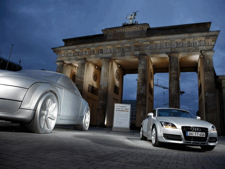 2007 Audi TT quattro 217557