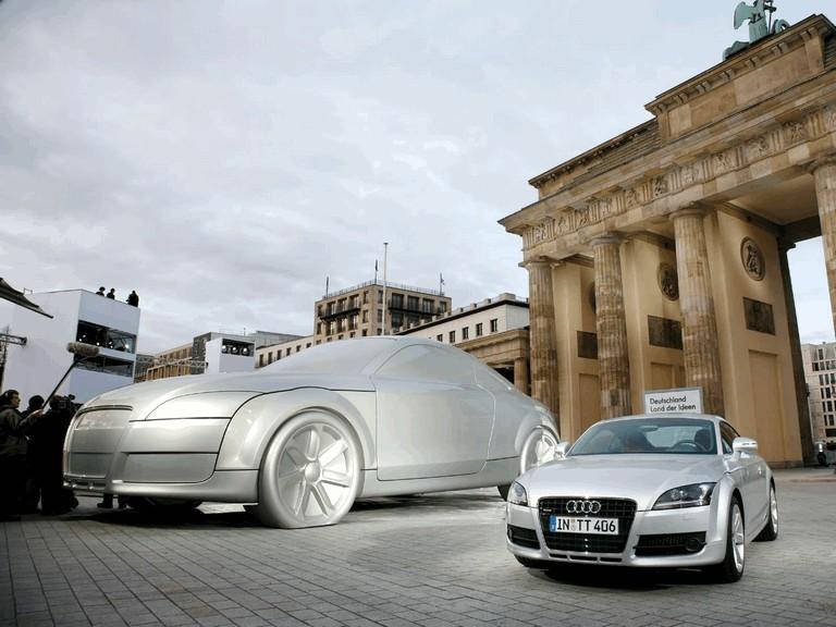 2007 Audi TT quattro 217558