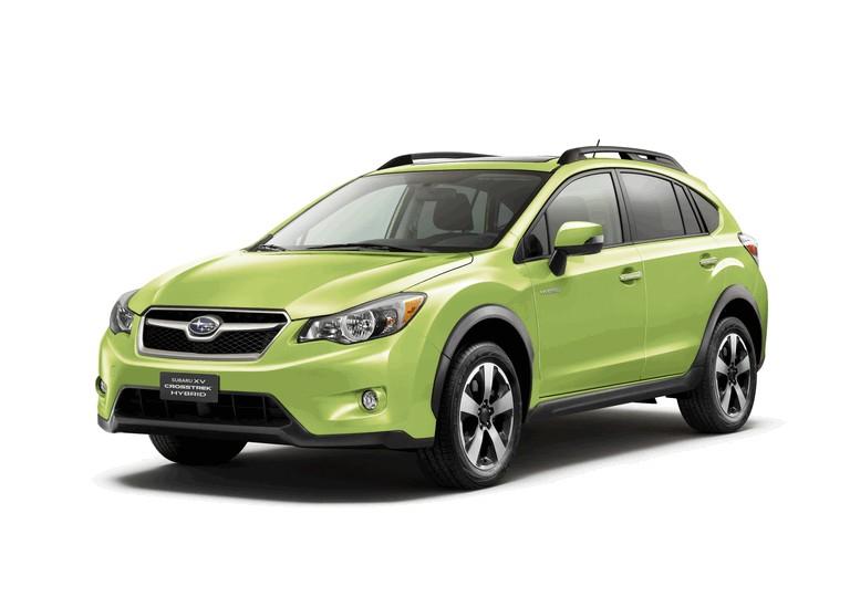 2013 Subaru XV Crosstrek Hybrid - USA version 381606