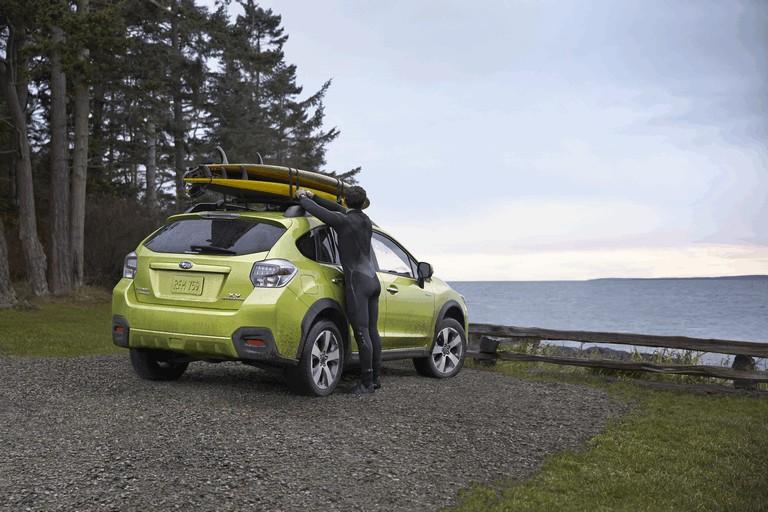 2013 Subaru XV Crosstrek Hybrid - USA version 381611