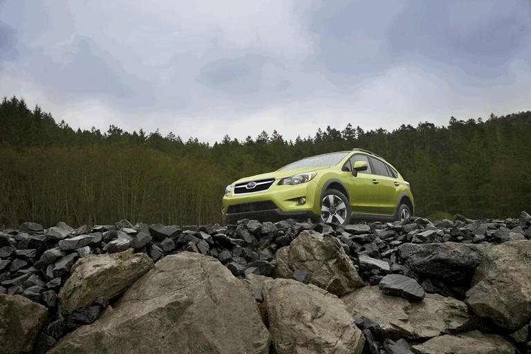 2013 Subaru XV Crosstrek Hybrid - USA version 381615
