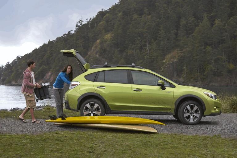 2013 Subaru XV Crosstrek Hybrid - USA version 381616