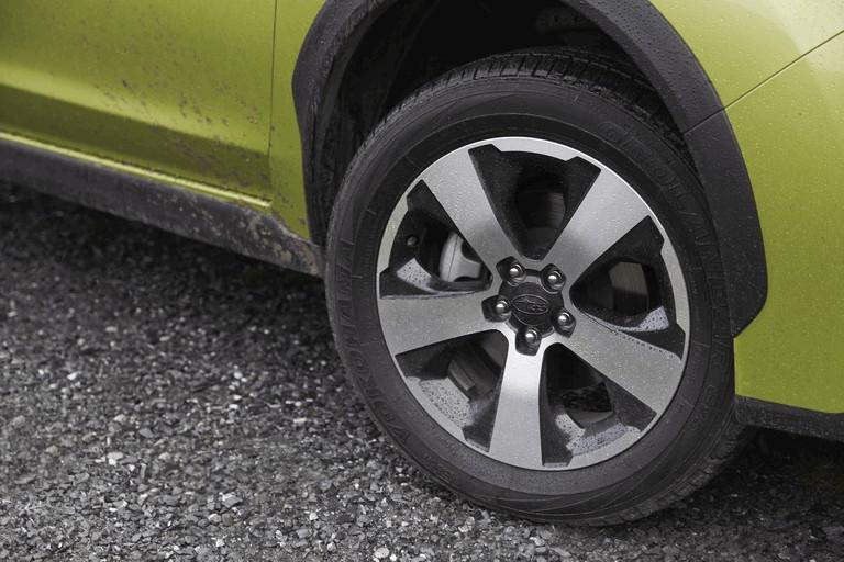 2013 Subaru XV Crosstrek Hybrid - USA version 381619