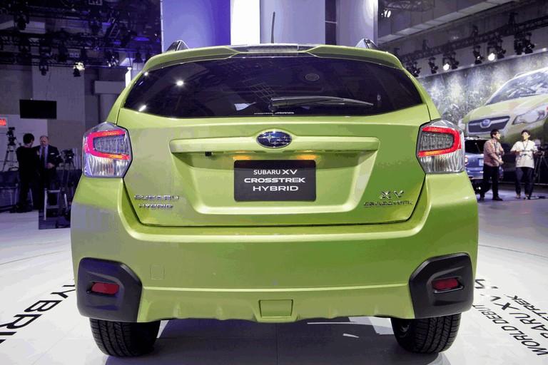 2013 Subaru XV Crosstrek Hybrid - USA version 381624