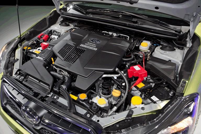 2013 Subaru XV Crosstrek Hybrid - USA version 381629