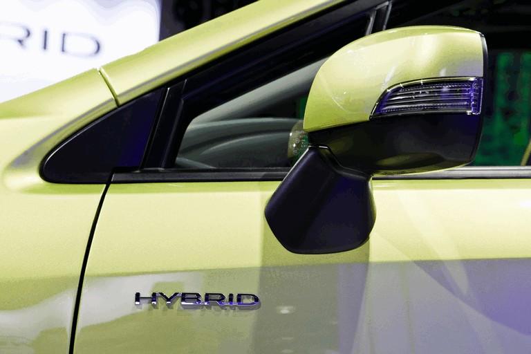 2013 Subaru XV Crosstrek Hybrid - USA version 381630