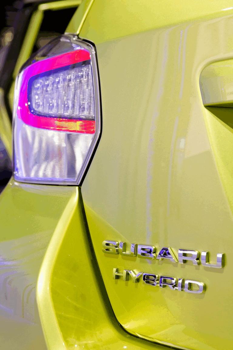 2013 Subaru XV Crosstrek Hybrid - USA version 381631