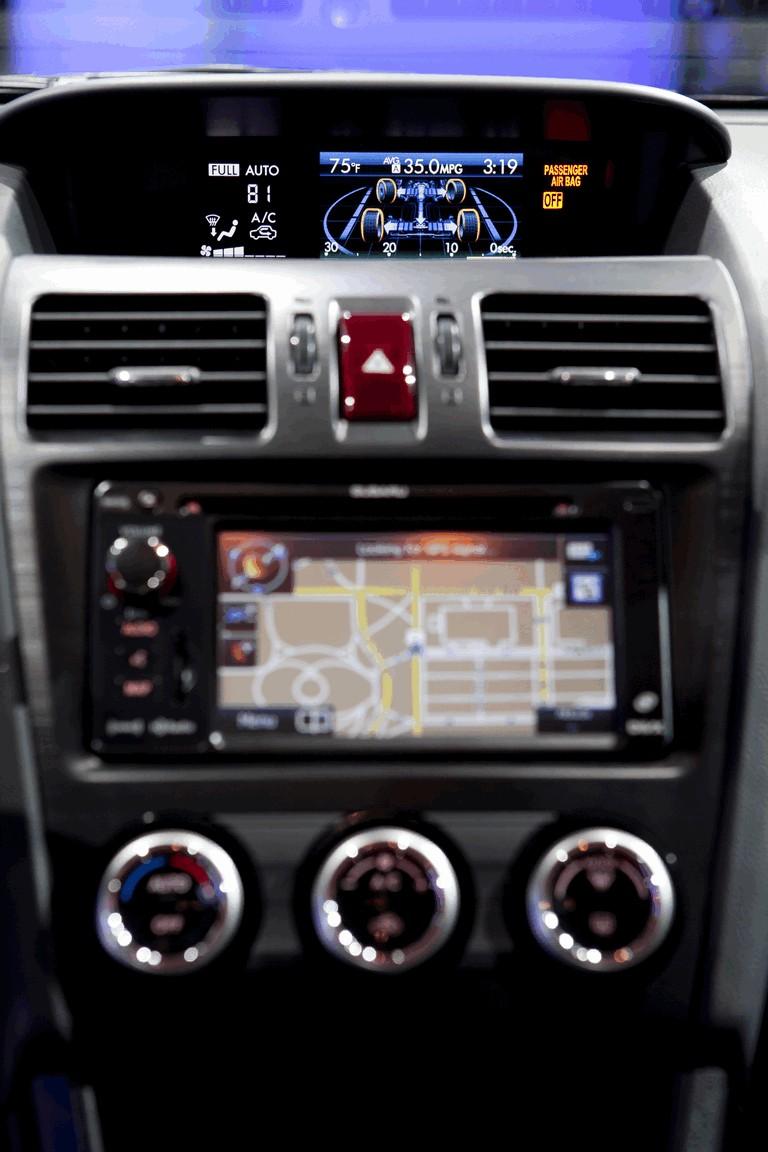 2013 Subaru XV Crosstrek Hybrid - USA version 381633