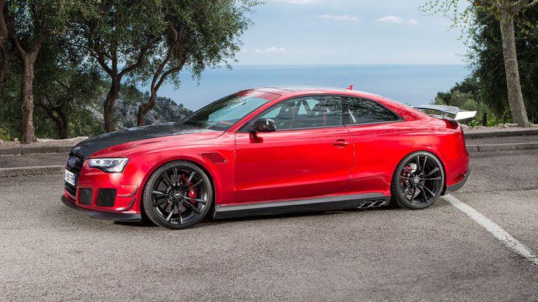 2009 Abt Tt Rs Based On Audi Tt Rs Free High Resolution Car Images