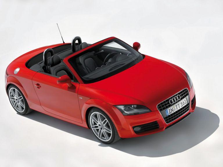2007 Audi TT roadster 2.0 TFSI 526983