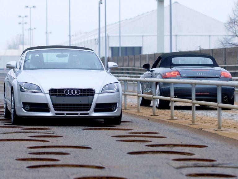 2007 Audi TT roadster 2.0 TFSI 526994