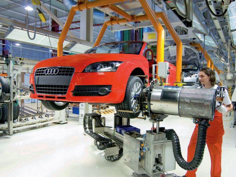 2007 Audi TT roadster 2.0 TFSI 526999