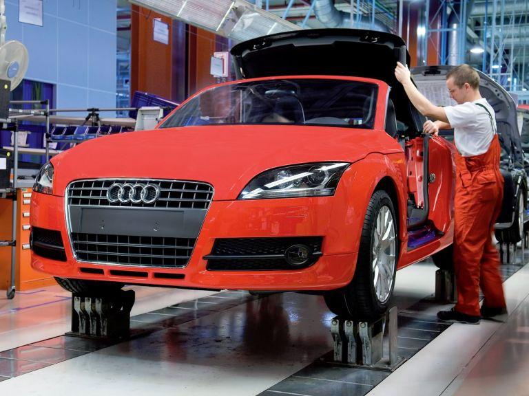 2007 Audi TT roadster 2.0 TFSI 527000