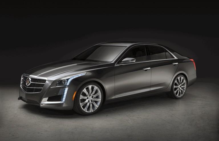 2013 Cadillac CTS 379178