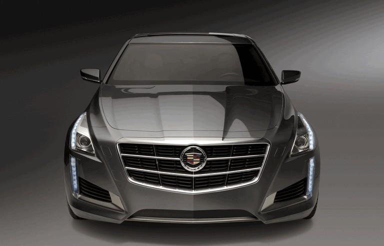 2013 Cadillac CTS 379180