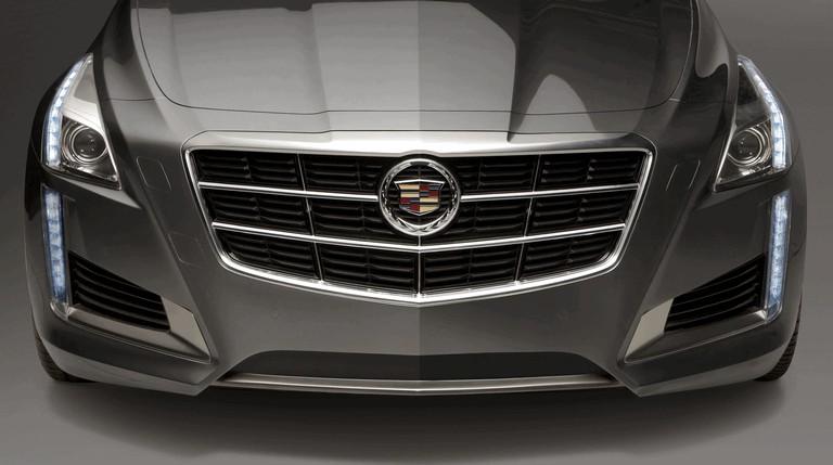 2013 Cadillac CTS 379186