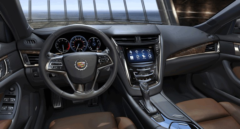 2013 Cadillac CTS 379191