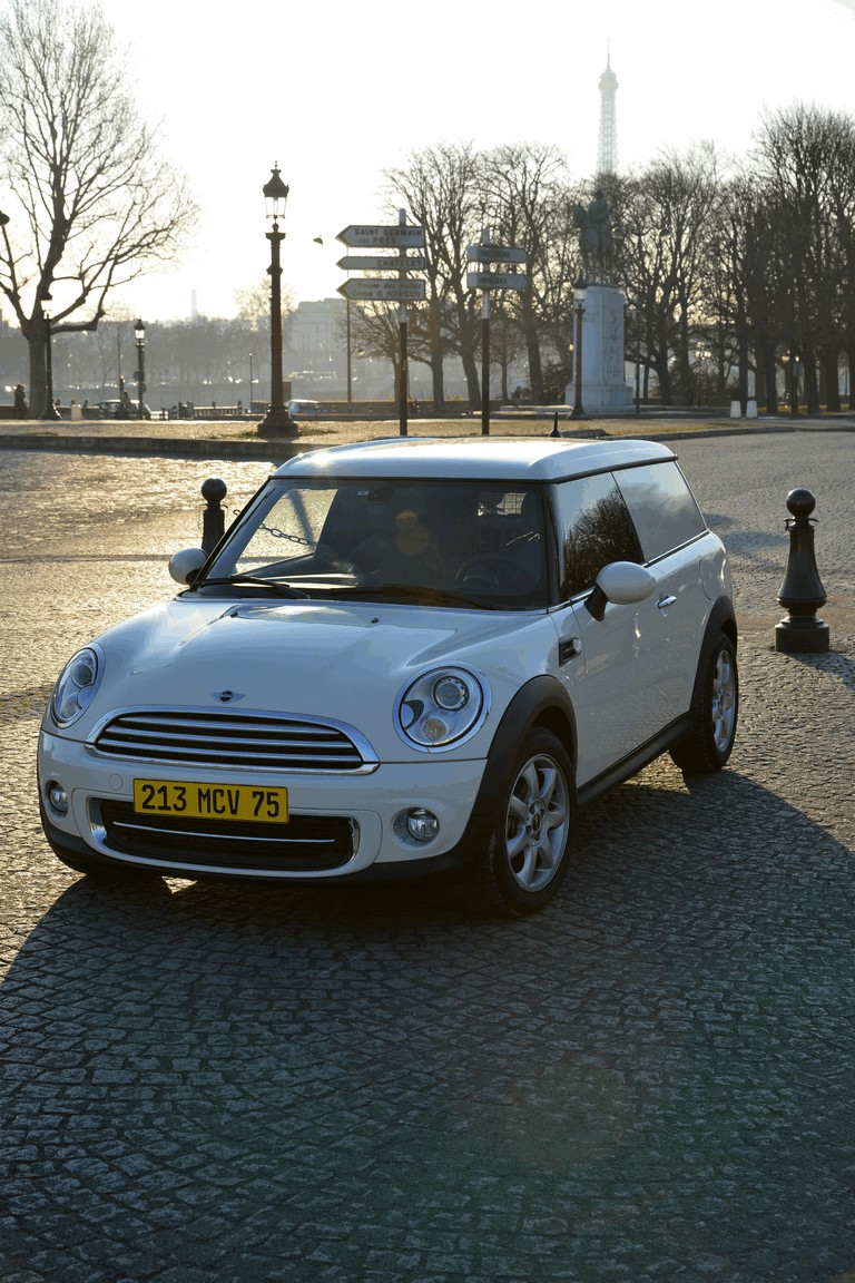 2013 Mini Clubvan Cooper 379291
