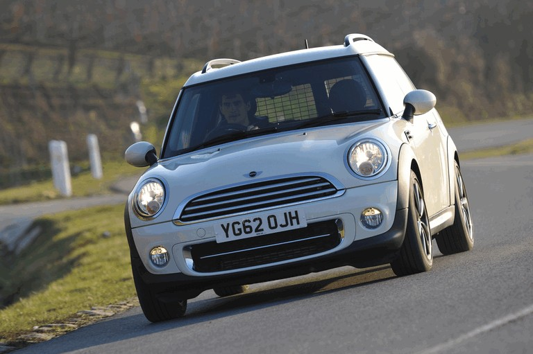 2013 Mini Clubvan Cooper D - UK version 379365