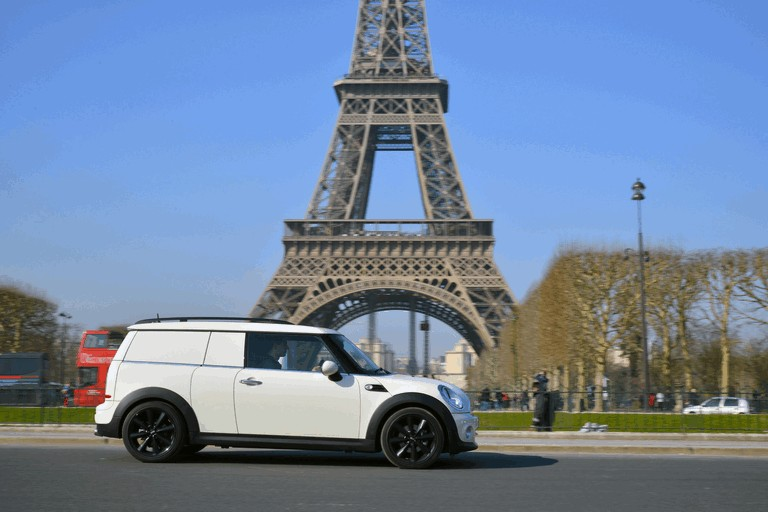 2013 Mini Clubvan Cooper D - UK version 379384