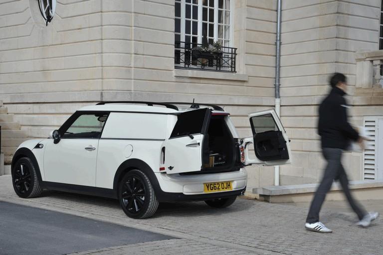 2013 Mini Clubvan Cooper D - UK version 379399