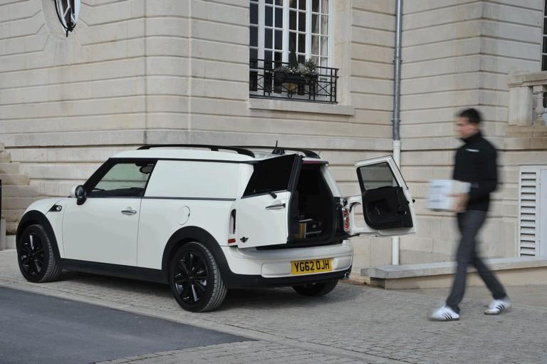 2013 Mini Clubvan Cooper D - UK version 379400